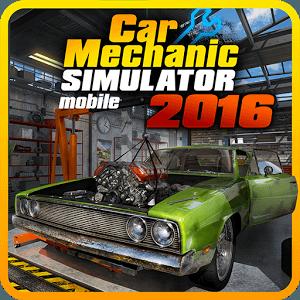 ВЗЛОМ Car Mechanic Simulator 2016