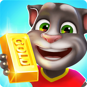 Скачать Talking Tom Gold Run