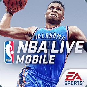 Игра NBA LIVE Mobile