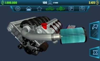 Взломанная Car Mechanic Simulator 2016