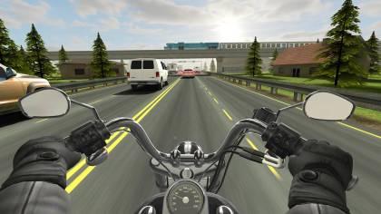 Игра Traffic Rider