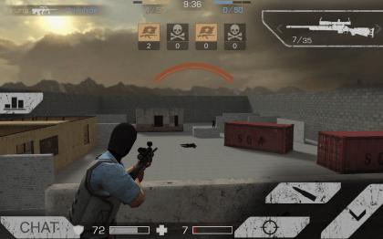 Игра Standoff: Multiplayer