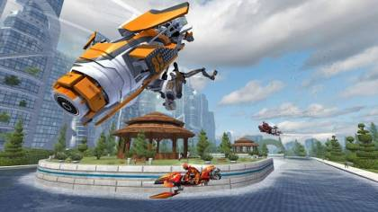 Игра  Riptide GP Renegade