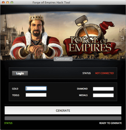 Чит Forge of Empires