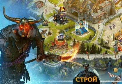 Игра Vikings War of Clans