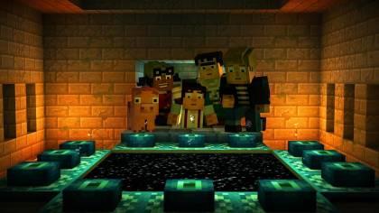 Скачать Minecraft: Story Mode