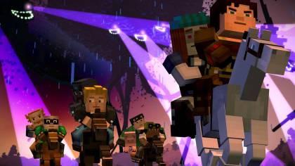 Игра Minecraft: Story Mode