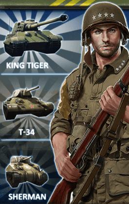 Игра World at War: WW2 Strategy ММО