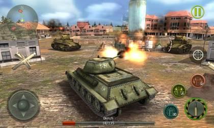 Взломанный Tank Strike