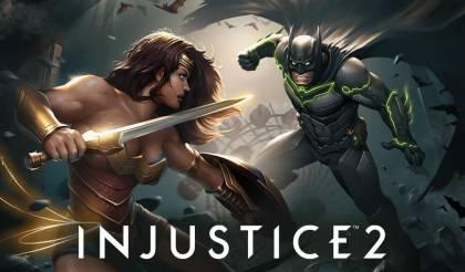 Скачать игру Injustice 2 с бесконечным количеством рубинов