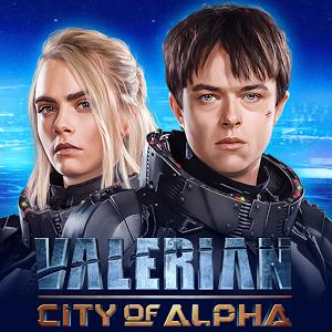 Valerian City of Alpha