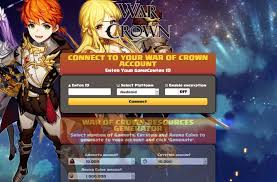 War of Crown взлом игры