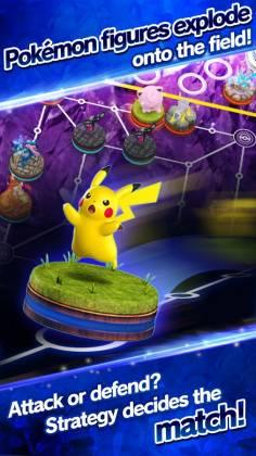 Скачать взломанную игру Pokemon Duel