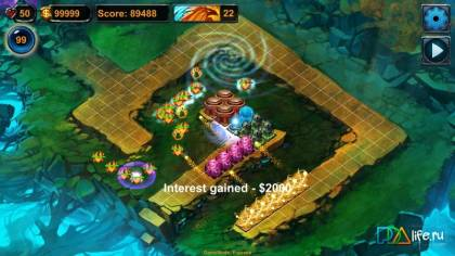 Скачать игру с модами Elemental Tower Defense