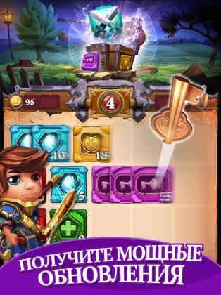 Бесплатные премиальные возможности в игре Tiles & Tales Puzzle Adventure