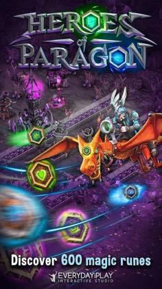 Взлом игры Heroes of Paragon на бесплатные покупки