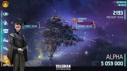 Valerian City of Alpha взлом