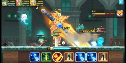 Crusaders of Light взлом игры