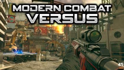 взлом Modern Combat Versus