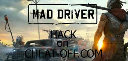 Mad Driver взлом игры