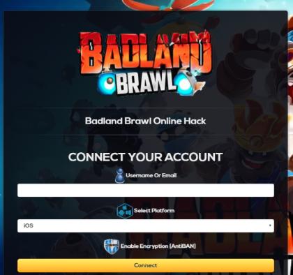 Badland Brawl взломанная версия
