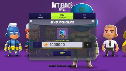 Battlelands Royale взлом