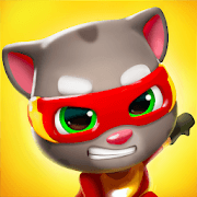 Взлом Talking Tom Hero Dash на деньги