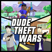Взлом Dude Theft Wars на деньги